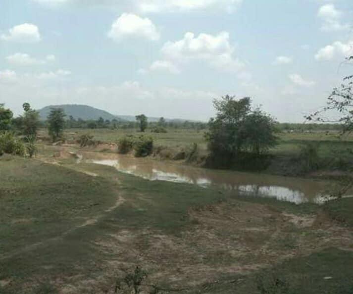 Một góc yên bình của làng quê Varin hiện tại. (Ảnh: NVCC)