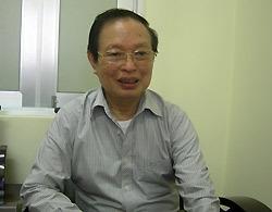Chân dung GS.VS Phạm Song