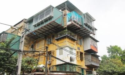 BĐS 24h ngày 26/7: Hà Nội triển khai Nghị định mới buộc nhiều chung cư cũ phải phá dỡ