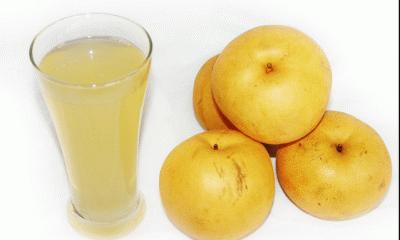 3 món nước ép trị ho thay thế kháng sinh cực hiệu quả