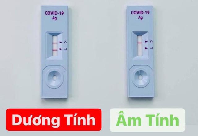 Cảnh báo bộ Kit test nhanh COVID-19 rao bán tràn lan trên mạng