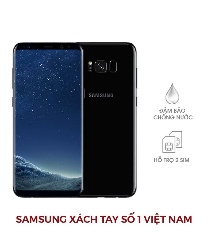 S8 Plus Hàn 64GB Likenew đẹp 99% 2