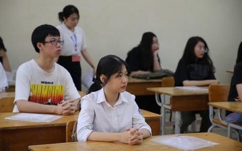 Đáp án đề thi vào lớp 10 môn Toán Cần Thơ năm học 2021 - 2022