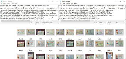 17GB dữ liệu chứng minh nhân dân Việt bị rao bán, thủ phạm chính là Pi Network?