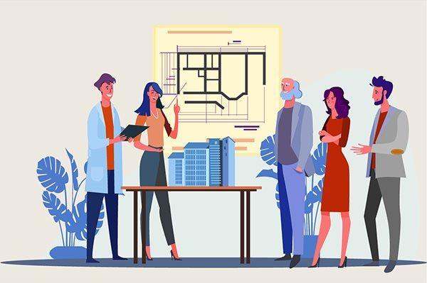 Nhà môi giới (broker) là nhân vật trung tâm của một công ty tổ chức đảm nhiệm vai trò thực hiện các giao dịch tài chính với một bên khác