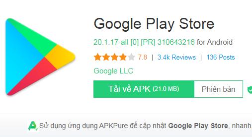 Tải, download Google Play - Kho ứng dụng trực tuyến của Google dành cho hệ điều hành Android