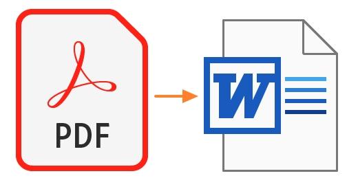 Tải, download PDF to Word - Phần mềm chuyển đổi định dạng tập tin PDF