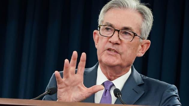 Chủ tịch Fed nói gì về Bitcoin và các loại tiền mã hóa (Ảnh: CNBC)