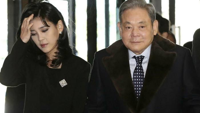 Gia đình Samsung tiết lộ phải nộp gần 11 tỷ USD thuế thừa kế (Ảnh: Financial Times)