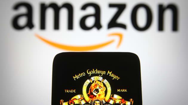 Đây là số tiền bạn có nếu đầu tư 1.000 USD vào Amazon từ 10 năm trước (Ảnh: CNBC)