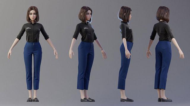 Hotgirl 'Sam': Cô nàng trợ lý ảo Samsung đang gây sốt trên mạng là ai?