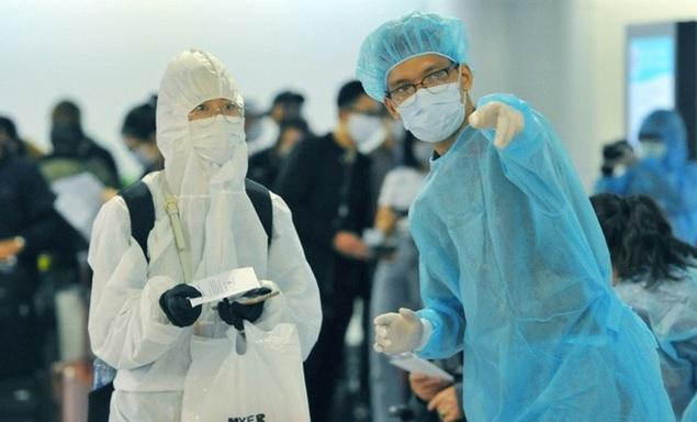 Hà Nội công bố thêm 9 ca dương tính với SARS-CoV-2