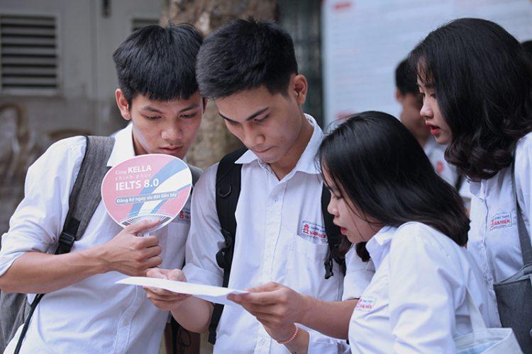 Nhiều trường đại học có điểm sàn xét tuyển chỉ 15 điểm