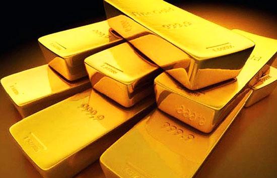Giá vàng giảm phiên thứ 2 liên tiếp, xuống dưới 1.800 USD/ounce