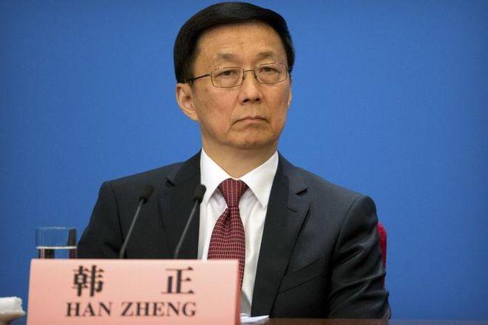 Phó Thủ tướng Han Zheng