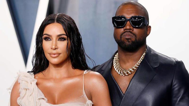 Kim Kardashian West và chồng cũ Kanye West (Ảnh: Getty Images)