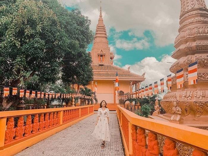 Một góc chùa Tà Pạ - chốn 'tiên cảnh' linh thiêng ở xứ Thất Sơn An Giang