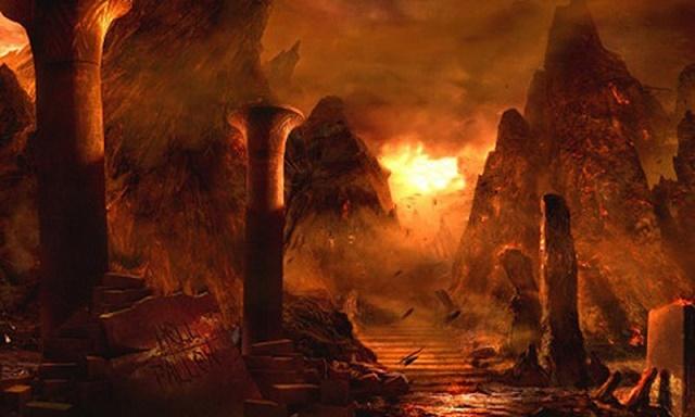 Địa ngục là gì và 18 tầng địa ngục ở đâu?