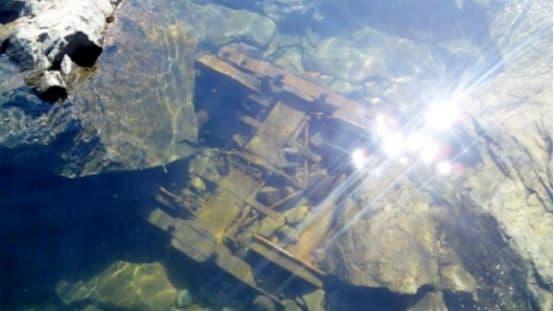 Có tới 1.600 tấn vàng chìm dưới đáy hồ Baikal, tại sao không ai trục vớt?