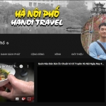 Bị cộng đồng mạng tẩy chay, chủ kênh Youtube Hà Nội Phố 'Duy Lến' lên tiếng