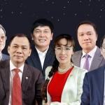 Lần đầu tiên trong lịch sử có 6 tỷ phú Việt Nam lọt vào danh sách những người giàu nhất hành tinh của Forbes