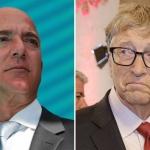 Điểm chung bất ngờ của hai tỷ phú Bill Gates và Jeff Bezos: Đều thích xắn tay rửa bát