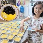 Cảm phục bé gái lớp 3 ở Sài Gòn mở tiệm bánh online, ủng hộ quỹ vaccine COVID-19