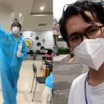 9x Vĩnh Long là F0 2 lần đi tình nguyện chống dịch: Đây là cách báo đáp ân tình cứu chữa của các y bác sĩ