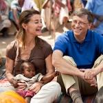 Vì sao Melinda Gates được gọi là 'Bồ Tát của nhân loại'?
