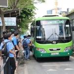 Câu chuyện tình người trên chuyến xe buýt Sài Gòn