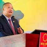 Chủ tịch Lê Phước Vũ: 'Tôi sẽ xuất gia, sống cuộc đời phạm hạnh của một người tu hành'