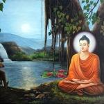 Đức Phật chỉ cách đơn giản giúp tích phúc đức cho mỗi người
