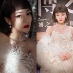 Đêm hội Weibo 2021: Địch Lệ Nhiệt Ba xuất hiện với mái tóc ngắn, nhan sắc lấn át loạt mỹ nhân Cbiz