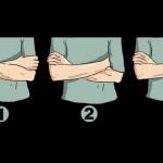 Trắc nghiệm: Cách khoanh tay nói lên điều gì về tính cách của bạn?