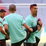 Ronaldo vô tình lộ dấu hiệu tuổi tác khiến người hâm mộ lòng đầy xót xa
