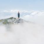 Chiêm bái Tượng Phật Bà Tây Bổn Đà Sơn cao nhất châu Á ngự trên nóc nhà Nam Bộ