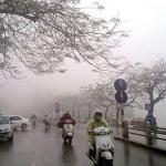 Cuối tuần này không khí lạnh tràn về, Hà Nội xuống 17 độ C
