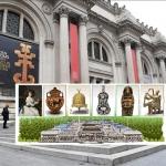Google Doodle đổi giao diện kỷ niệm 151 năm ngày thành lập Viện bảo tàng Mỹ thuật Metropolitan