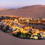 Huacachina - ốc đảo đầy mê hoặc giữa sa mạc khô cằn ở Peru