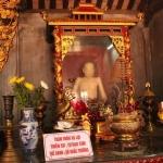 Giải mã bí ẩn về nhục thân 200 năm còn nguyên vẹn của thiền sư Vũ Khắc Minh và Vũ Khắc Trường ở chùa Đậu