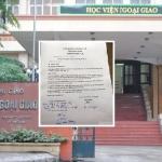 Lá đơn xin nghỉ học đẫm lệ để về chăm mẹ ung thư, em tâm thần của nữ sinh Học viện Ngoại giao