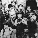 'Ai yêu nhi đồng bằng Bác Hồ Chí Minh'
