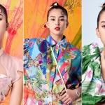 Nàng hậu xứ Quảng biến hóa như 'tắc kè hoa' thành mỹ nhân cổ trang cực kỳ bí ẩn và lộng lẫy
