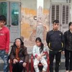 Cảnh nghèo cùng quẫn của góa phụ gồng gánh nuôi 3 con bị thiểu năng và mẹ chồng già yếu