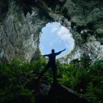 Hố sụt Mèo Vác - 'bản mini' của hang động Sơn Đoòng: Hoang sơ, hùng vĩ, kỳ bí