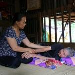 Thương cựu binh nghèo ở vùng biên: Bị bệnh không có tiền chữa trị, ăn dưa muối sống quá ngày
