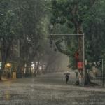 Xu hướng thời tiết 10 ngày tới (27/8 - 5/9): Cả nước mưa rào
