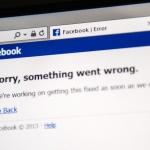 Vì sao facebook bị sập toàn cầu?