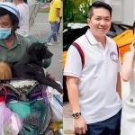 Chồng Đoàn Di Băng chuyển nóng 50 triệu, hứa tạo việc làm cho vợ chồng chủ đàn chó bị tiêu hủy ở Cà Mau