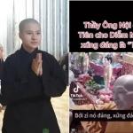 CĐM xôn xao clip 'thầy ông nội' Lê Tùng Vân đặt tên 'Tiên' cho Diễm My vì 'nó xứng đáng là tiên nữ'